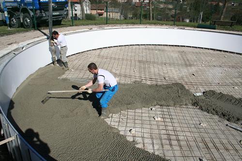 R novation de piscines auvergne puy de d me 63 piscines for Piscine beton projete